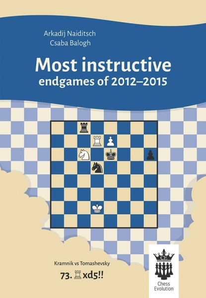 Carte : Most instructive endgames of 2012-2015 - A.Naiditsch, C.Balogh 0