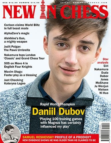 Revista : New In Chess 2019/1: The Club Player's Magazine 0