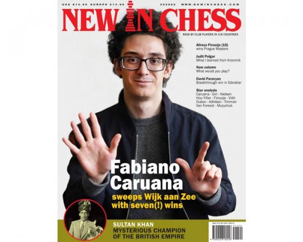 Revista : New In Chess 2020 2: The Club Player s Magazine imagine
