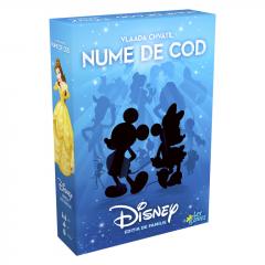 Nume de Cod Disney-Editia de familie