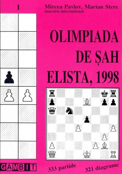 Olimpiada de sah, Elista 1998 - Marian Stere, Mircea Pavlov 0