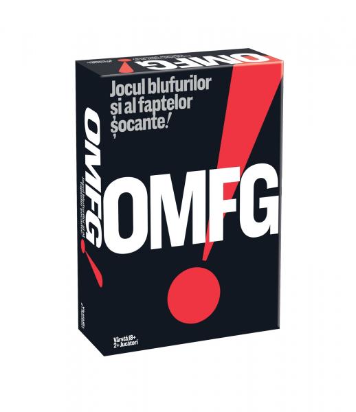 OMFG! - Joc de societate pentru adulti (RO) 1