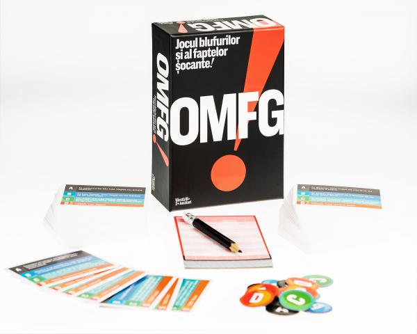 OMFG! - Joc de societate pentru adulti (RO) 4