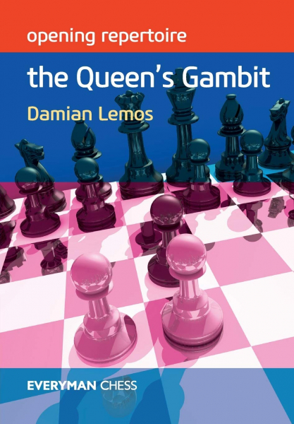 Carte : Opening Repertoire: Queen's Gambit - Damian Lemos 1