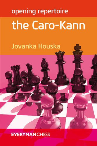 Carte : Opening Repertoire: The Caro-Kann - Jovanka Houska 0