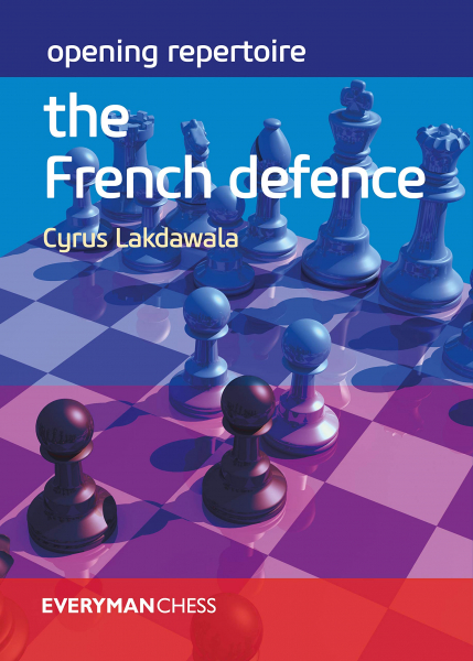 Carte : Opening Repertoire: The French Defence - Cyrus Lakdawala 0