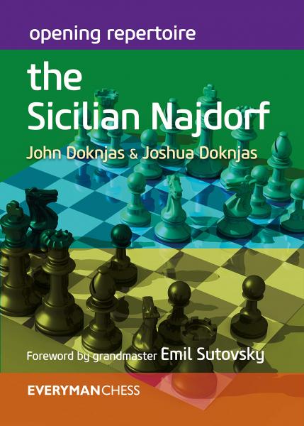 Carte : Opening Repertoire: The Sicilian Najdorf - John Doknjas & Joshua Doknjas 0