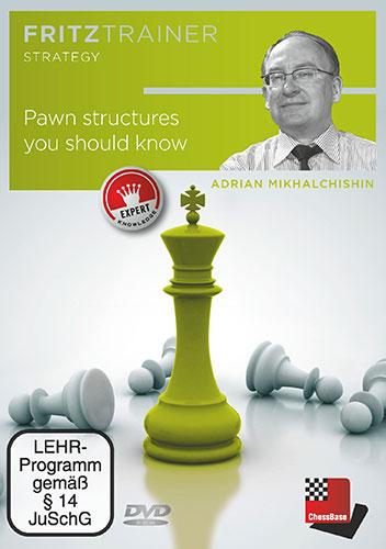 Pawn Structures You Should Know - Typical Plans in Middlegame Positions - Adrian Mikhalchishin [0]