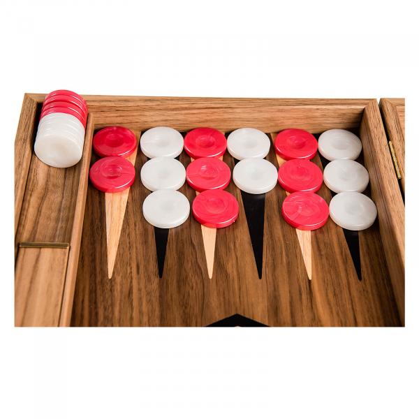 Puluri joc table - perlate rosu - d.37mm 1