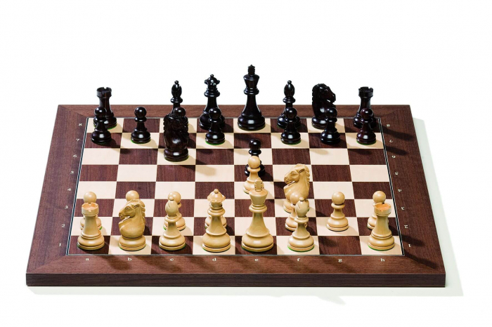 Piese de sah electronice din lemn Royal [4]