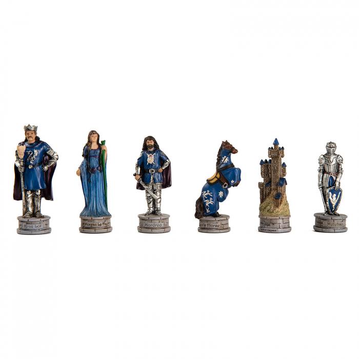 Piese sah tematice din ceramica - King Arthur 1