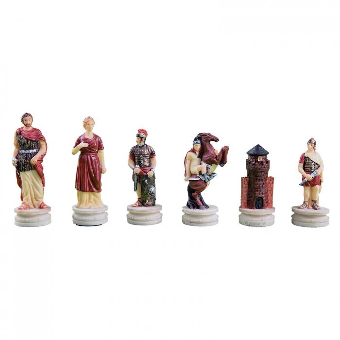 Piese sah tematice din ceramica - Grecii si Romanii 0