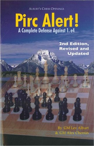 Carte : Pirc Alert! Revised Updated 2nd Edition: A Complete Defense Against 1.e4 imagine