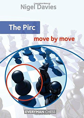 Carte : Pirc: Move by Move - Nigel Davies 0