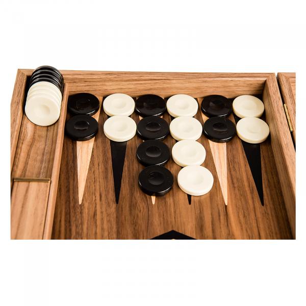 Puluri joc de table- Plastic Negru - 37mm 1