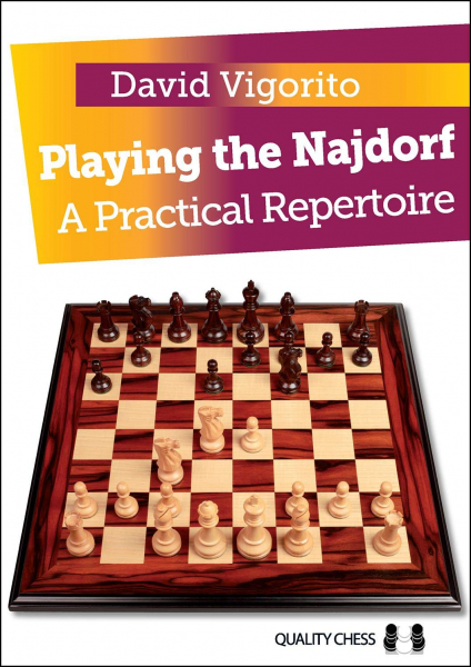 Playing the Najdorf - David Vigorito 0