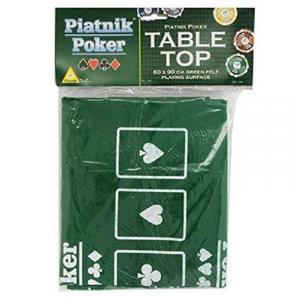 Top Masa Poker 60 x 90 cm, Piatnik imagine