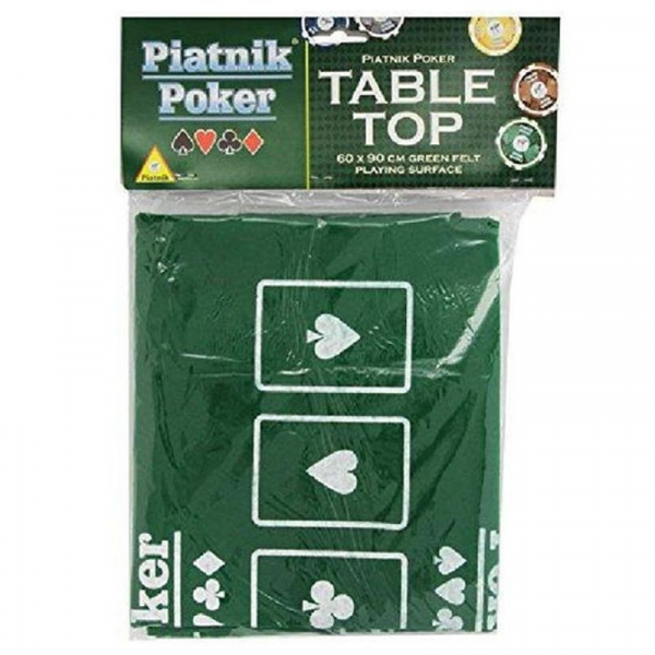Top Masa Poker 60 x 90 cm, Piatnik 0
