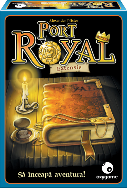 Port Royal: Sa inceapa aventura!