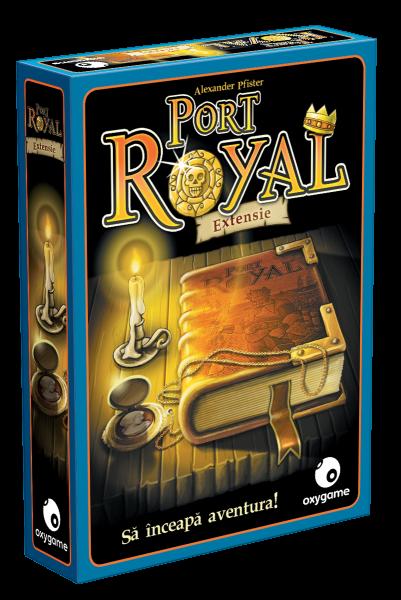 Port Royal: Să înceapă aventura! [1]