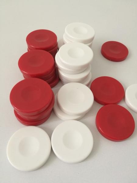 Puluri joc de table- Plastic- 37mm 1