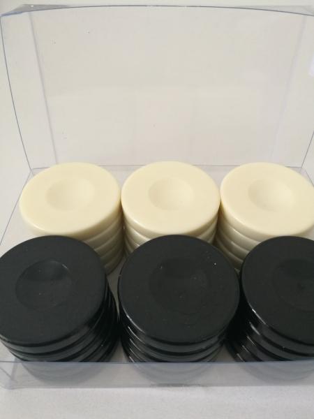Puluri joc de table- Plastic- 37mm 2