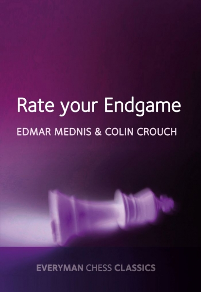 Carte : Rate Your Endgame, Edmar Mednis, Colin Crouch 0