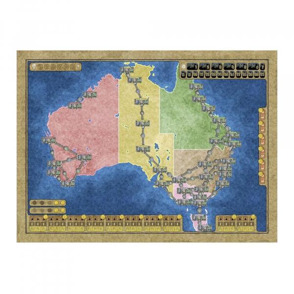 Reteau Energetica - ext Australia/India 2