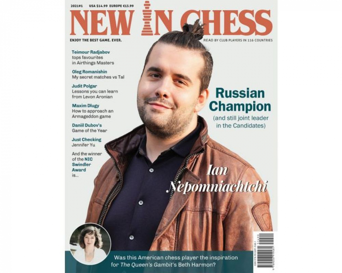 Revista : New In Chess 2021/1: The Club Player's Magazine [0]