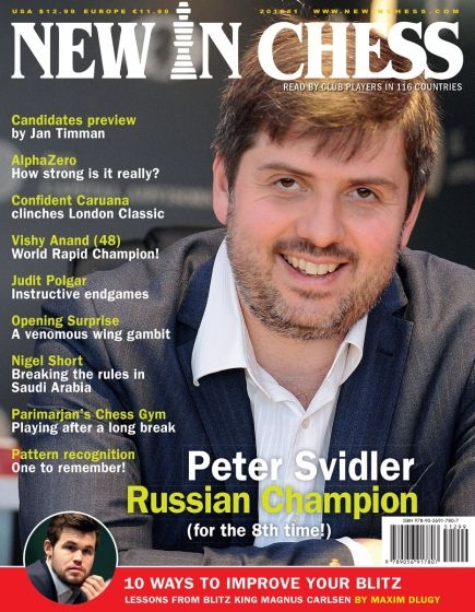 Revista- New in chess nr. 1/2018 0