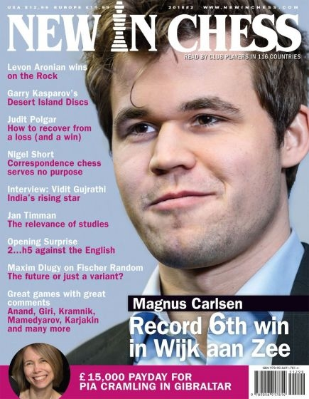 Revista- New in chess nr. 2/2018 0