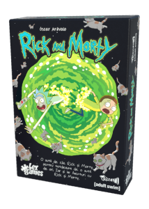 Rick and Morty 100 de zile