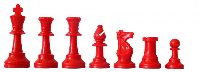 Set Sah pentru  4 jucatori 2