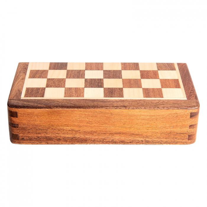 Sah magnetic lemn kh31 mm, 18x18 cm 3