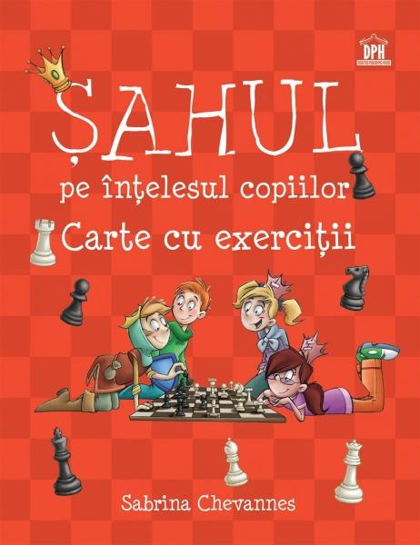 Carte : Sahul pe intelesul copiilor-carte cu exercitii, Sabrina Chevannes 0