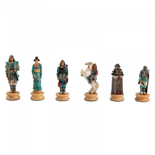 Piese sah tematice din ceramica - Samurai (KH-4,3cm) 1