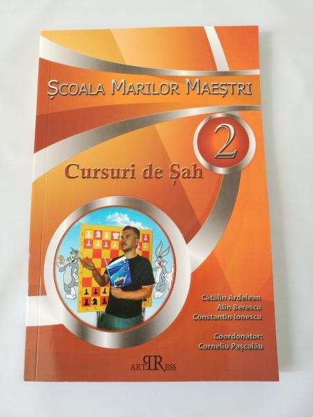 Carte : Scoala Marilor Maestri - A. Berescu, C. Ardelean, C. Ionescu, vol. 2 0