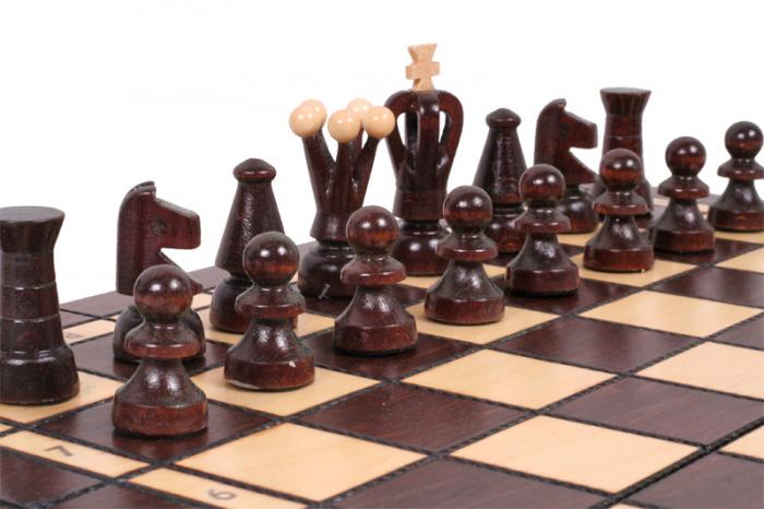 Set Șah si Dame, 35 cm [4]