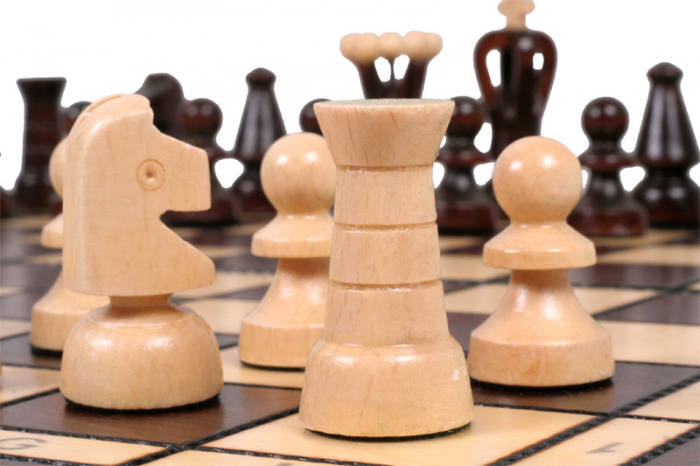 Set Șah si Dame, 35 cm [9]