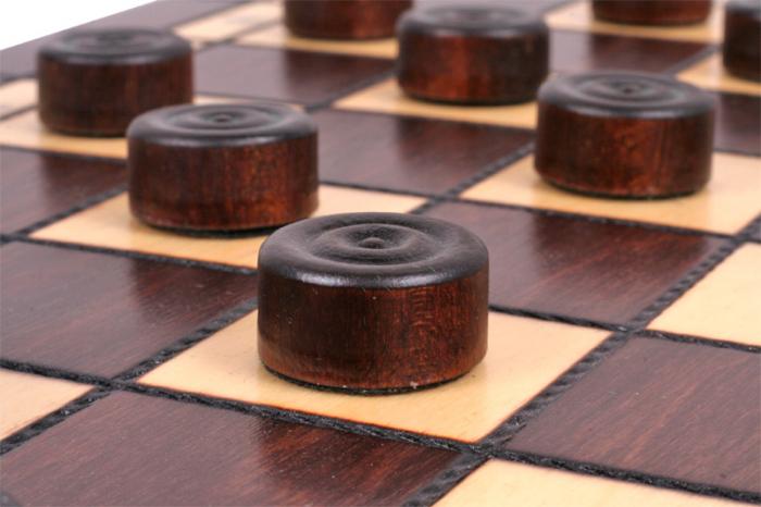 Set Șah si Dame, 35 cm [7]