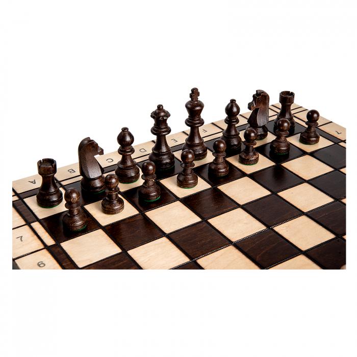 Set Șah si Dame, 48 cm 0