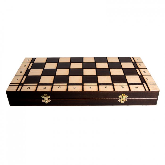 Set Șah si Dame, 48 cm 2