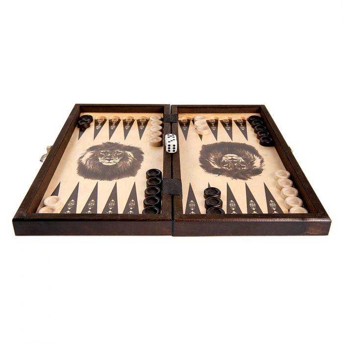 Set Șah si Table, 35 cm 6
