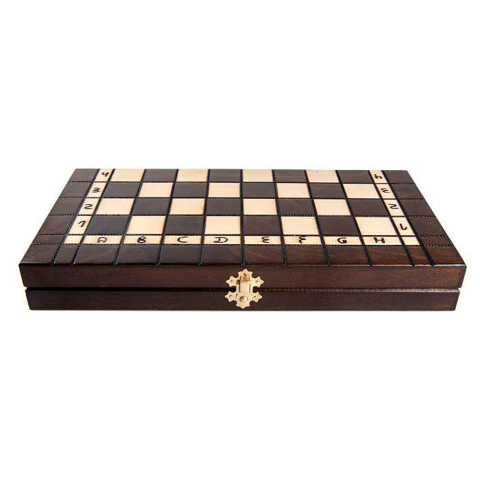 Set Șah si Table, 35 cm 1