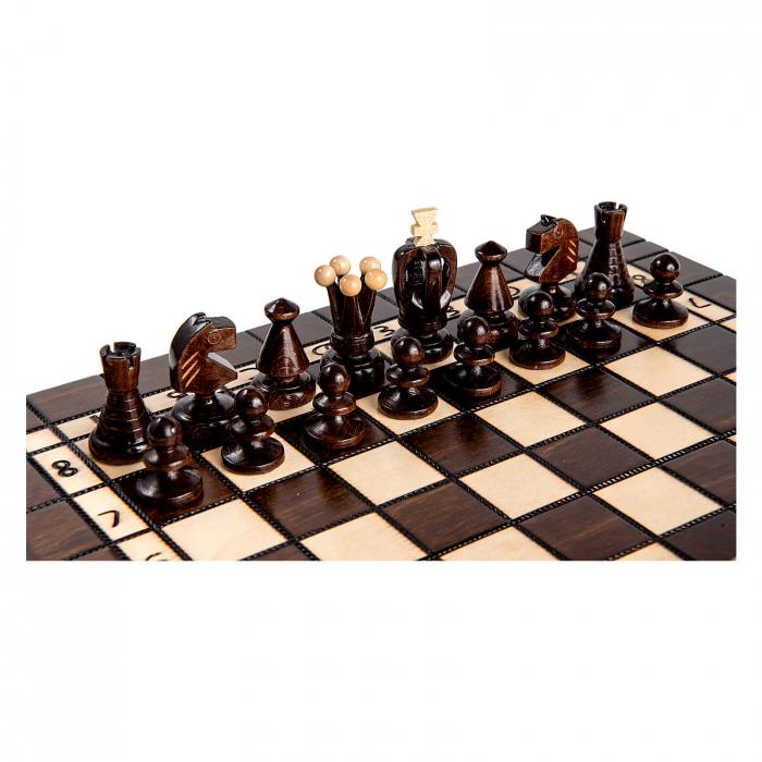 Set Șah si Table, 35 cm 5