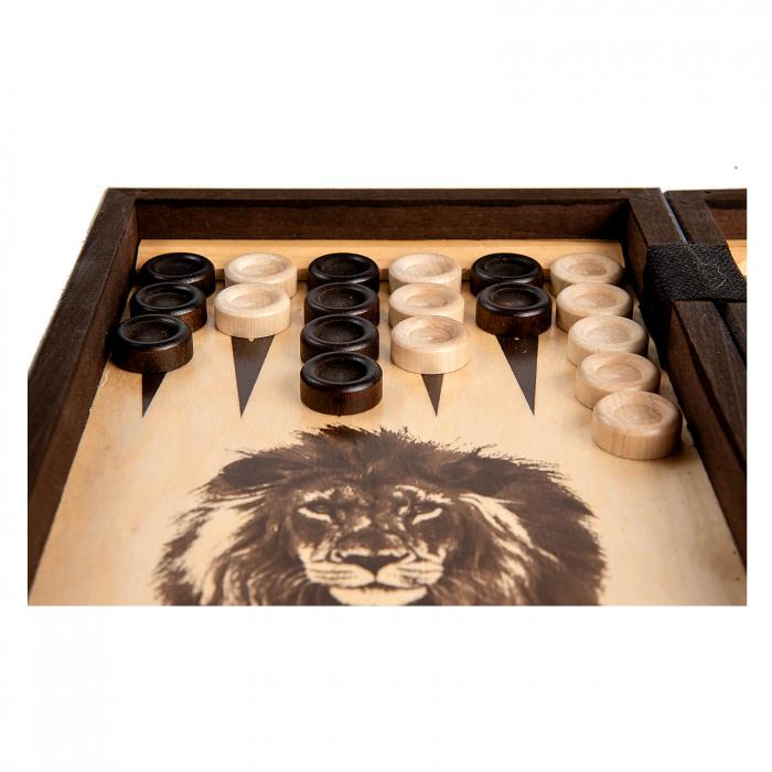 Set Șah si Table, 35 cm 7