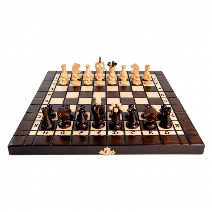 Set Șah si Table, 35 cm 3