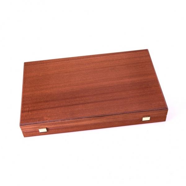 Set joc table backgammon - mahon - 47,5x60 cm [3]
