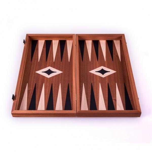 Set joc table/backgammon - Mahon - 47 x 50 cm [1]