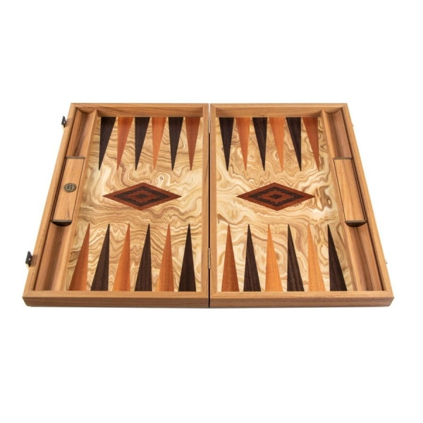 Set joc table/backgammon Maslin 48 x60 cm 1